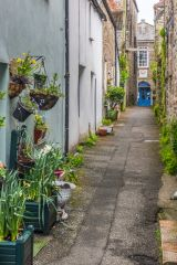An old alley off Fore Street