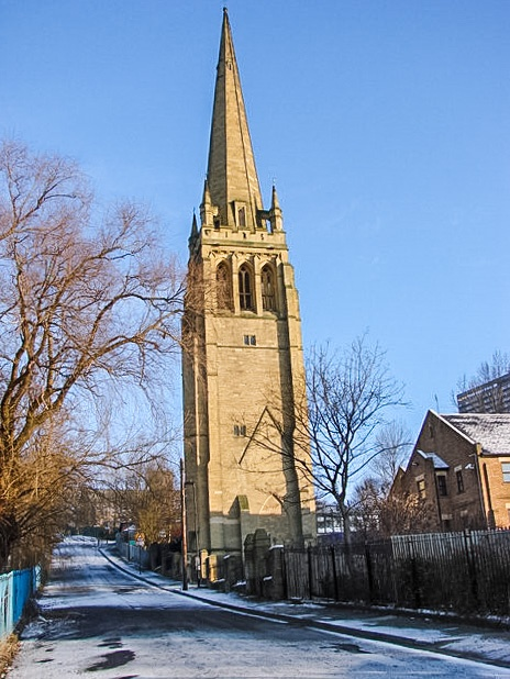 Low Elswick Church Tower