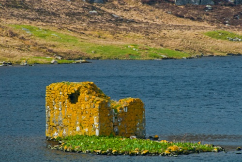 MacLeod's Tower, Barra
