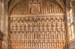 The Chapel reredos