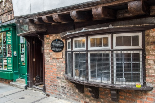 Margaret Clitherow's House, The Shambles, York
