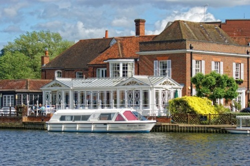 The Compleat Angler in Marlow