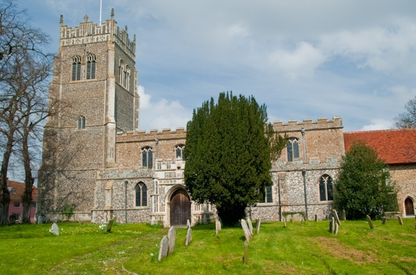 St Mary's Church, Mendlesham