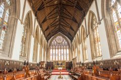 Merton College, Oxford, The college chapel