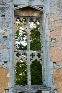 15th century window tracery