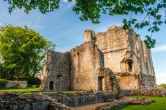 Minster Lovell, Minster Lovell Hall