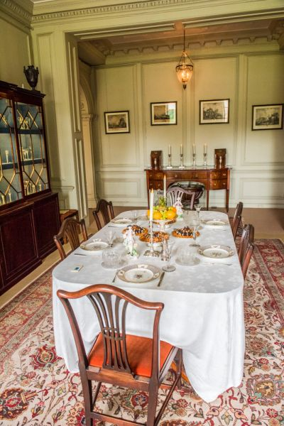 Mompesson House photo, The Dining Room