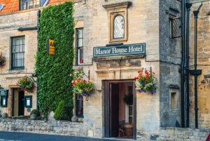 The 16th century Manor House Hotel