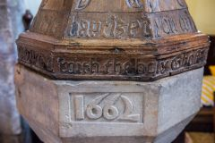 1662 font and font cover