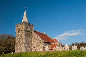 St Peter and St Paul, Mottistone