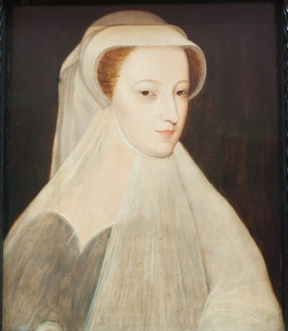Mary, Queen of Scots, 1560, artist unknown