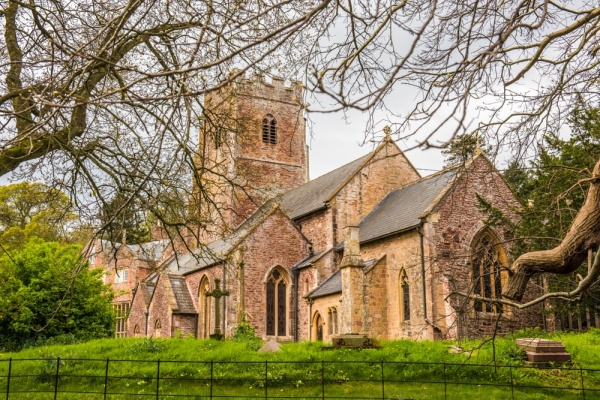St Mary the Virgin Church, Nettlecombe