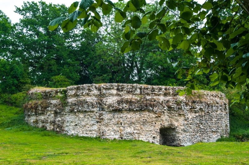 New Buckenham Castle keep