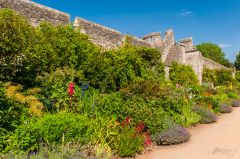 One of the longest herbaceous borders in Britain