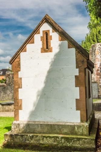 St Mary S Church Amp Robert Owen S Grave Newtown Powys