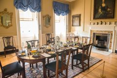 No 1 Royal Crescent, The Dining Room