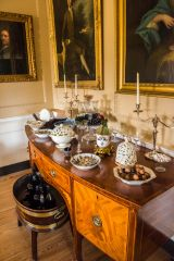 No 1 Royal Crescent, Sideboard in the Dining Room