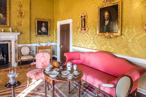 No 1 Royal Crescent photo, The Withdrawing Room