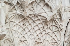 Vaulting detail of the Easter Sepulchre