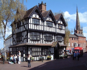 Old House, Hereford