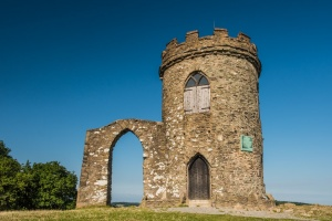 Old John Tower, Bradgate Park