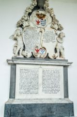 Sir Henry Bedingfield memorial, 1684