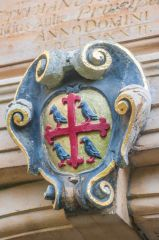 St Edmund's Hall, Oxford, The Hall's coat of arms