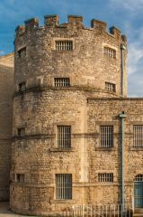 Oxford Castle, The restored prison tower