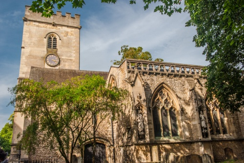 St Mary Magdalen Church, Oxford