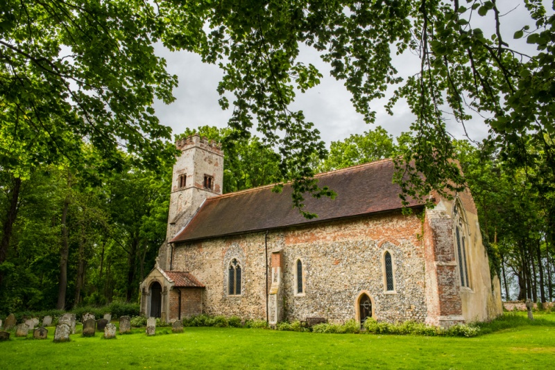 St Michael's Church, Oxnead