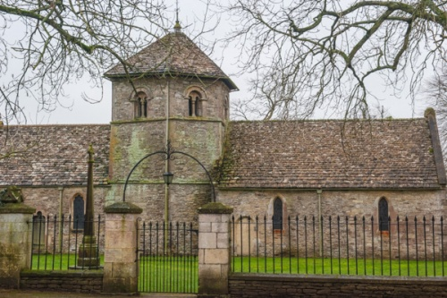 St Nicholas Church, Ozleworth