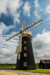 Pakenham Windmill, Another view of the windmill