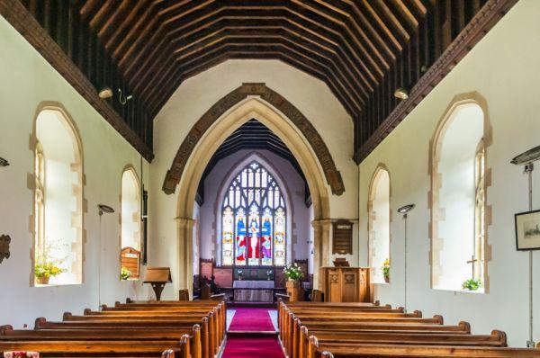 Peasenhall, Suffolk St Michael's Church | History & Photos