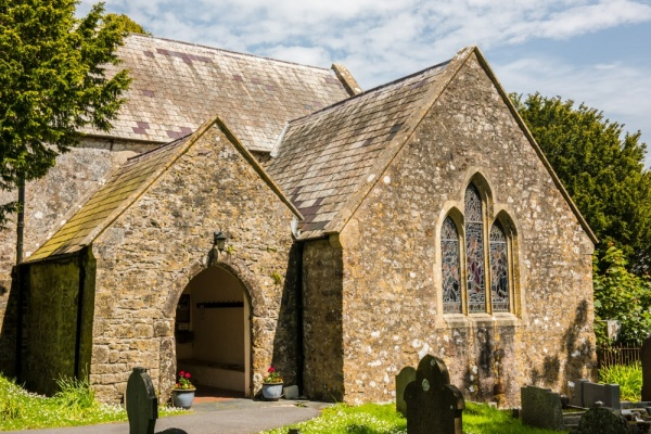 St Nicholas & St Teilo Church, Penally