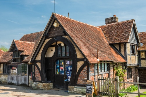 Penshurst village shop