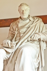 3rd Earl of Egremont memorial sculpture
