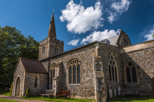 St Mary's Church, Polstead