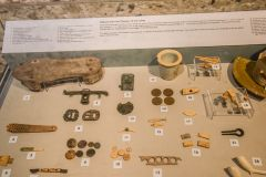 Finds from the Napoleonic prisoner of war camp