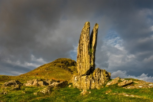 The Praying Hands (Fingal's Rock)