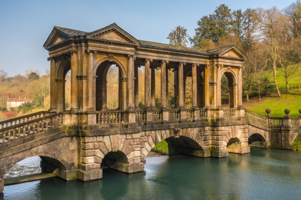 The Palladian Bridge at Prior Park