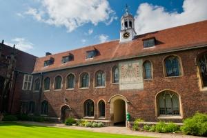 Queens' College, Cambridge University | Historic Cambridgeshire on
