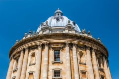 Radcliffe Camera, The domed top of the Camera
