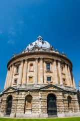 Radcliffe Camera, The Camera from ground level