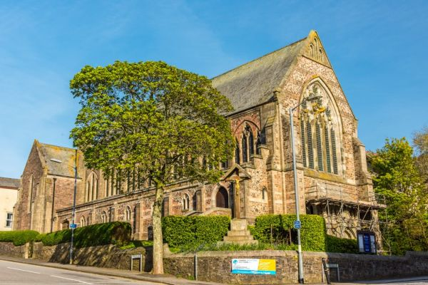 Image result for st andrews church redruth