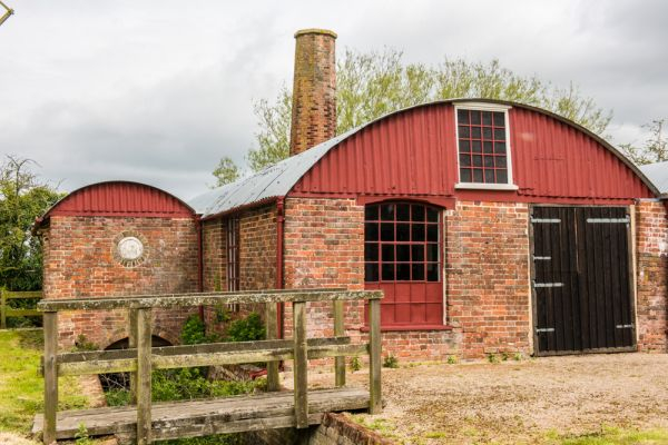 Reedham Marshes Steam Engine House