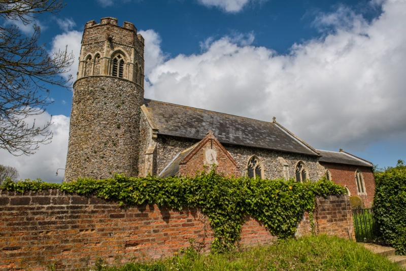 St Andrew's Church, Repps
