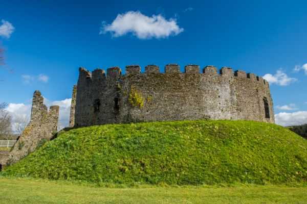 Lostwithiel photo, Restormel Castle