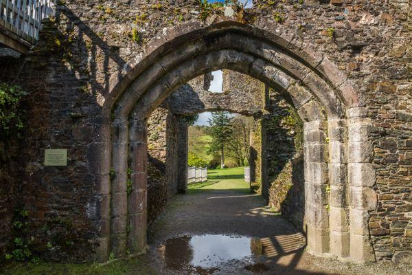 Restormel Castle Historic Cornwall