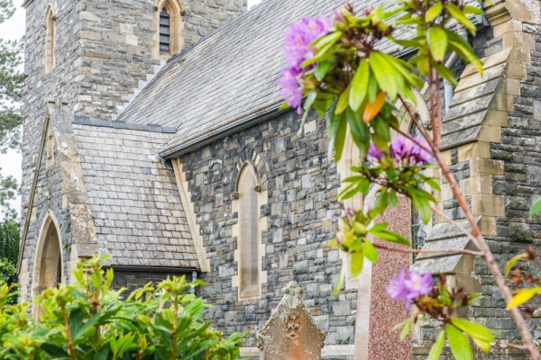 St Clement's Church, Rhayader