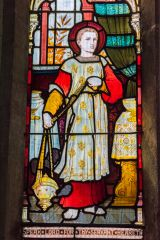 Samuel Speare stained glass window